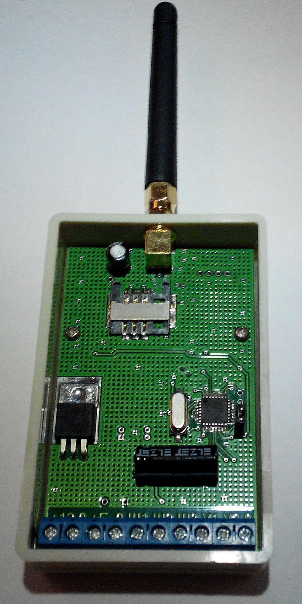 GSM выключатель. Дистанционное управление по сотовой 21